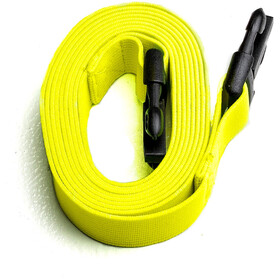 Swimrunners Guidance Cinturón pull 2 metros, neon yellow